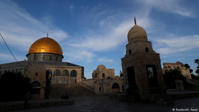 Israel Ramadan-Vorbereitungen in Jerusalem (Reuters/A. Awad)