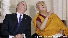 USA Dalai Lama auf Besuch bei George W. Bush - 2007