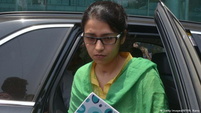 Indien Uzma in Amritsar (Getty Images/AFP/N. Nanu)
