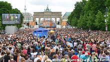 Deutschland 36. Evangelischer Kirchentag in Berlin