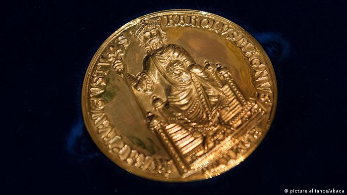 Medalia Carol cel Mare