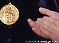 Медаль міжнародної премії імені Карла Великого