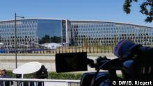 Belgien Nato-Hauptquartier Brüssel