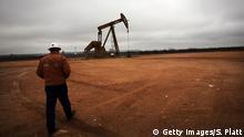 USA Öl- und Gasindustrie in Texas