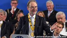 Deutschland Karlspreis an britischen Historiker Garton Ash verliehen