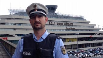 Речник поліції у аеропорту Кельна-Бонна Крістіан Ґроссе-Оннебрінк
