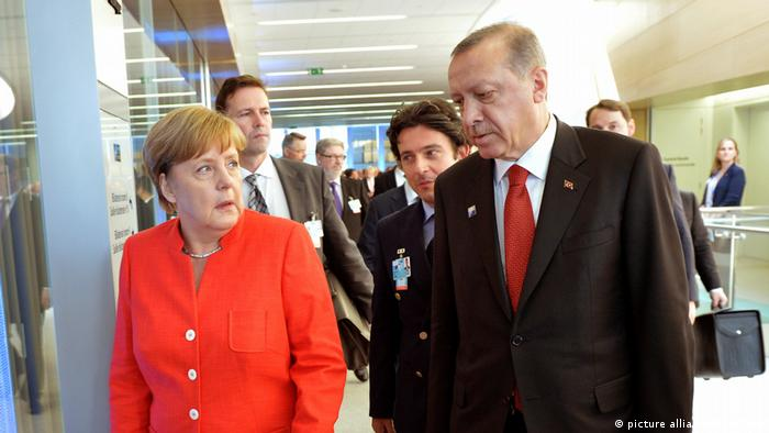 یلدیریم: اردوغان به آلمان سفر میکند