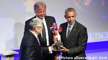Deutscher Medienpreis 2016 Barack Obama