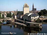 Vista de Estrasburgo.