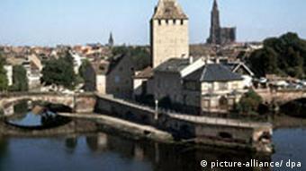 Strassburg Elass neu