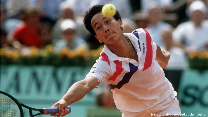 Tennis Michael Chang (picture-alliance/dpa/Rauchensteiner)