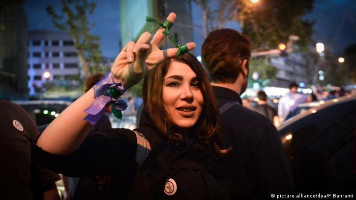 Iran Rouhani gewinnt Wahl