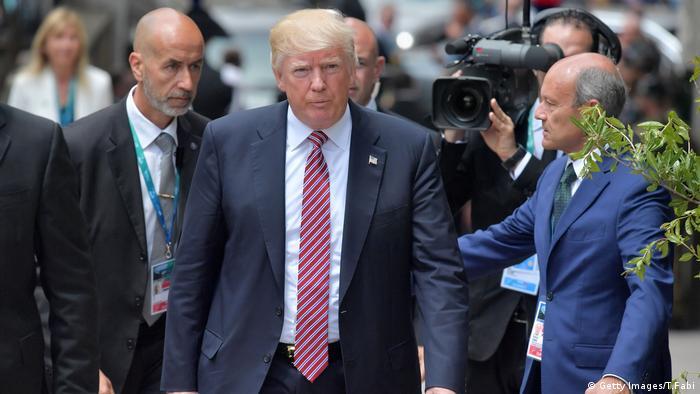 G7 Gipfel Donald Trump (Getty Images/T.Fabi)