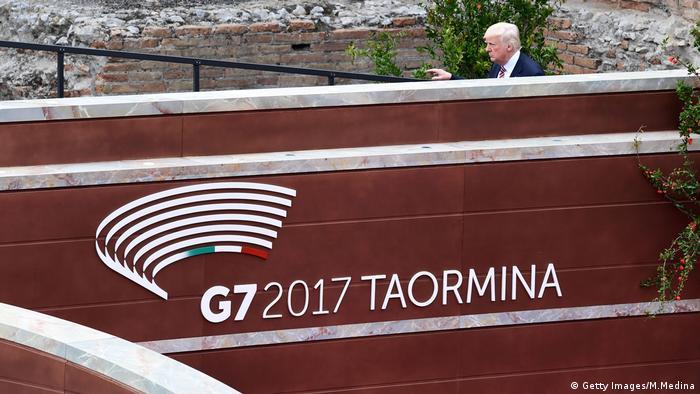 G7 Gipfel Italien Donald Trump