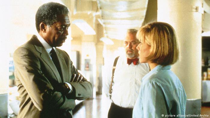 Morgan Freeman   Deep Impact (picture alliance/United Archiv)