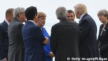 G7 Gipfel Gruppe