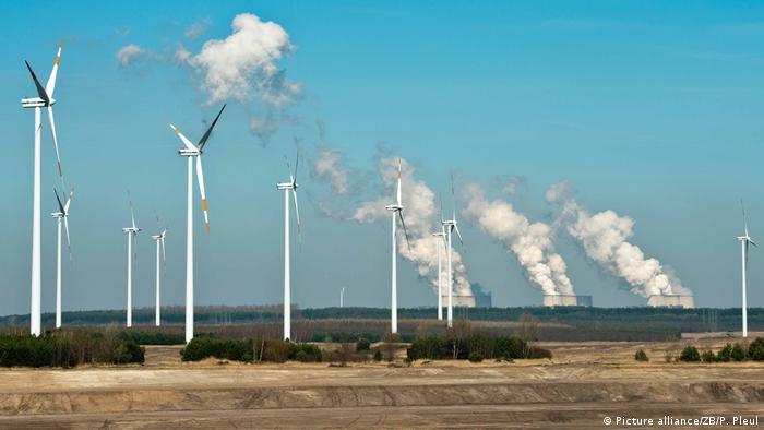 Erneuerbare Energie kontra Braunkohle