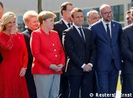 Учасники саміту НАТО у Брюсселі