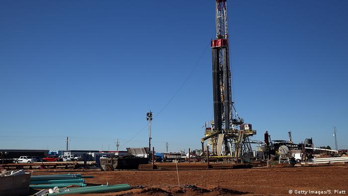 USA Fracking Texas (Getty Images/S. Platt)