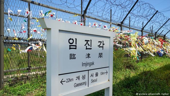 Coreia do Sul propõe diálogo militar com o Norte