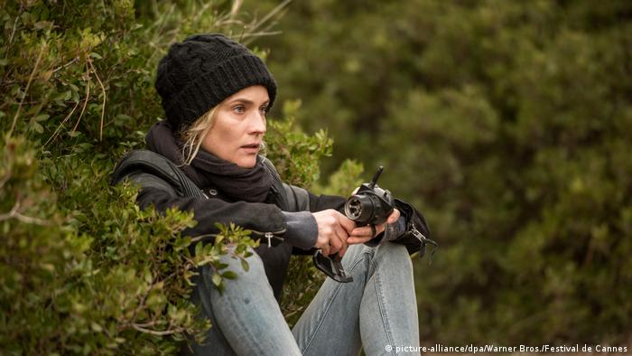 Diane Kruger in In the Fade (picture-alliance/dpa/Warner Bros./Festival de Cannes)