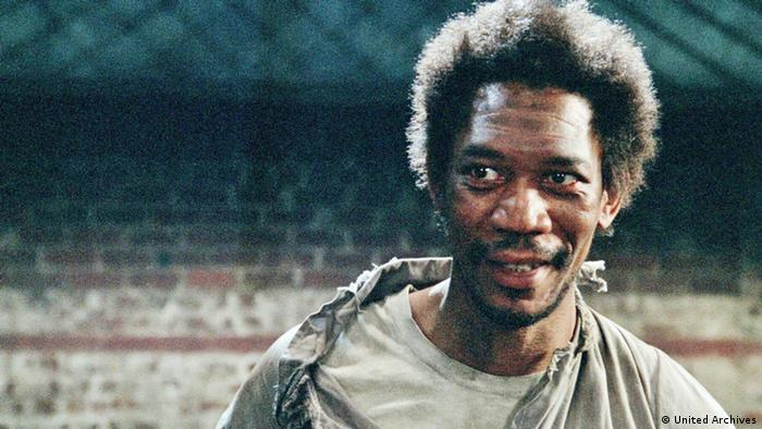 Filmstill Morgan Freeman im Film Brubaker 1980 (Foto:United Archives)