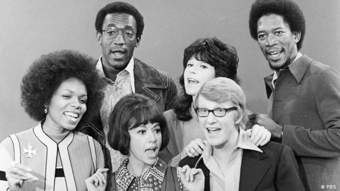 The Electric Company   Morgan Freeman (PBS)