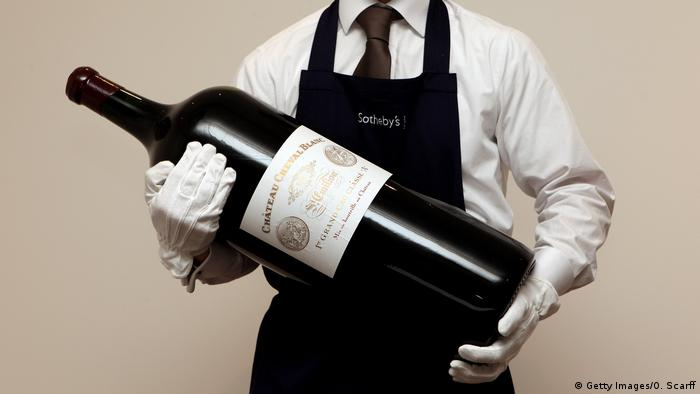 UK Wein als Investment Cheval Blanc (Getty Images/O. Scarff)