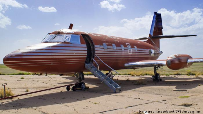 Літак Елвіса Преслі продали на аукціоні