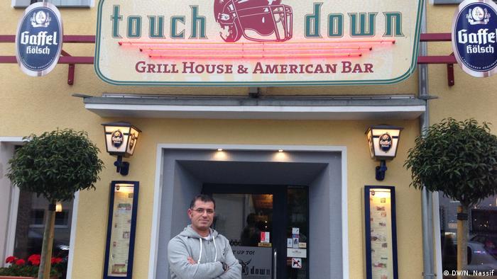 Deutschland Restaurant Touch Down in Bergisch Gladbach