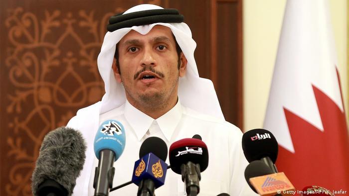 Katar Außenminister