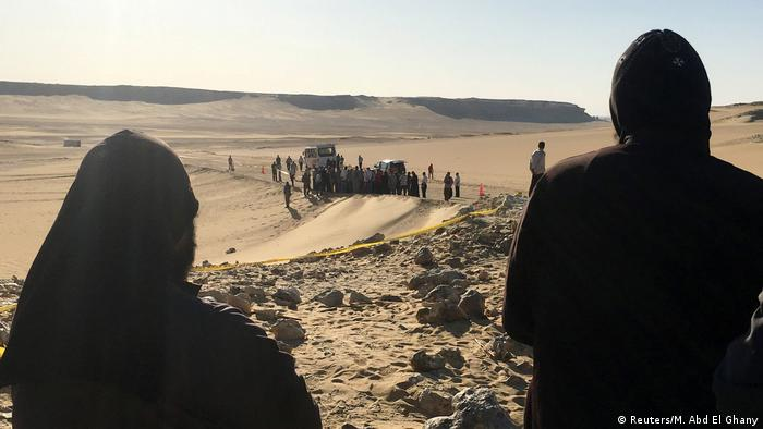 Ägypten 28 Christen bei Angriff auf Bus getötet (Reuters/M. Abd El Ghany)