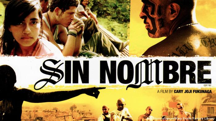 Plakat de Films 'SIN NOMBRE' (2009) (picture-alliance/Mary Evans Picture Library)