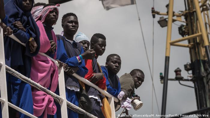 The EU's system of refugee redistribution is meeting with resistance from some member states