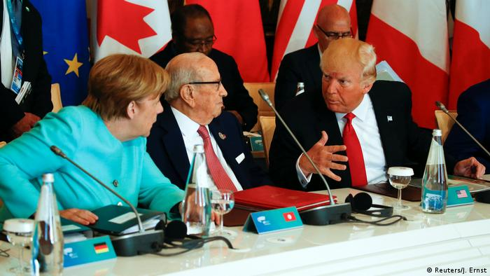 Σε κλίμα διαφωνιών διεξήχθη και ολοκληρώθηκε η Σύνοδος των G7 στην Ταορμίνα της Σικελίας