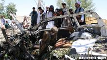 Afghanistan Anschlag Autobombe Selbstmordattentat in Khost
