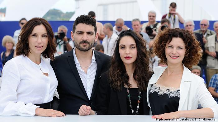 Frankreich Cannes - (picture-alliance/abaca/B. G. Marechal)
