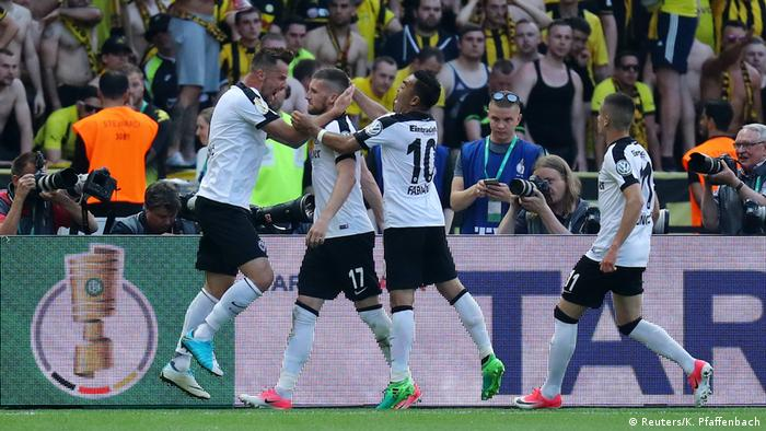 DFP - Pokalfinale - Borussia Dortmund gegen Eintracht Frankfurt