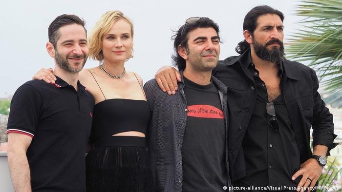 Frankreich Cannes - In the Fade (picture-alliance/Visual Press Agency/MMP/L. Vu)