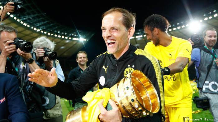 Deutschland Borussia Dortmund gewinnt den DFB-Pokal