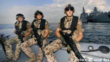 Bundeswehr gegen Piraten