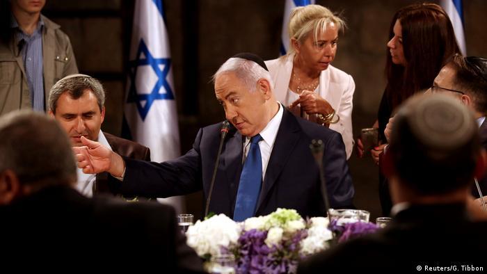 Israel 50. Jahrestag der Eroberung Ost-Jerusalems (Reuters/G. Tibbon)