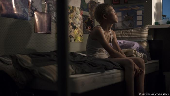 Filmstill Loveless von Andrey Zvyagintsev (Loveless/A. Zvyagintsev)