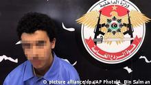 Hashim Ramadan Abedi plante Anschlag auf deutschen DIplomaten