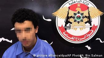 Σχεδιάζει επίθεση εναντίον του γερμανού επιτετραμένου στη Λιβύη ο αδεφλός του βομβιστή