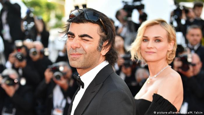 70th Cannes Film Festival - Abschlußzeremonie mit Akin und Kruger (picture-alliance/abaca/M. Yalcin)