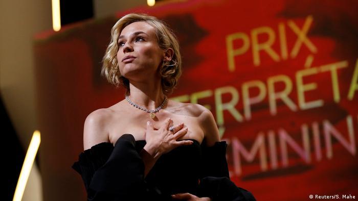 Diane Kruger'e Fatih Akın filmiyle ödül