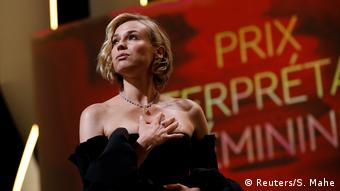 70th Cannes Film Festival -Beste Schauspielerin - Diane Kruger (Reuters/S. Mahe)