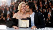 70th Cannes Film Festival - Abschlußzeremonie Diane Kruger Fatih Akin