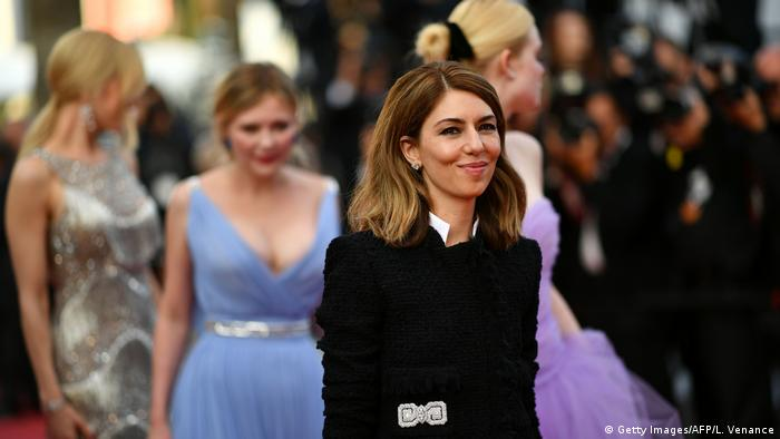Cannes Regisseurin Sofia Coppola Film The Beguiled (Getty Images/AFP/L. Venance)